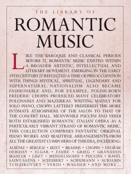 The Library of Romantic Music (HL-14043592)