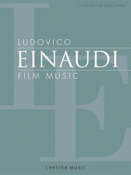 Ludovico Einaudi - Film Music: 17 Pieces for Solo Piano (HL-14043804)