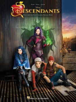 Descendants: Music from the Disney Channel Original Movie (HL-00151969)