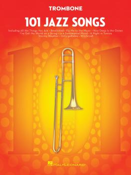 101 Jazz Songs for Trombone (HL-00146370)