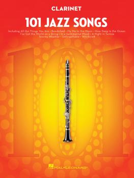 101 Jazz Songs for Clarinet (HL-00146364)