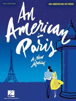 An American in Paris: Vocal Line with Piano Accompaniment (HL-00148752)