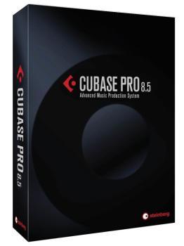 Cubase Pro 8.5 (Retail Edition) (ST-00156366)
