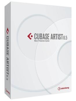Cubase 8.5 Artist (Retail Edition) (ST-00156368)