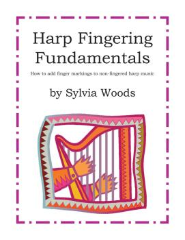 Harp Fingering Fundamentals: How to Add Finger Markings to Non-Fingere (HL-00155944)
