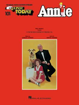 Annie: E-Z Play Today Volume 101 (HL-00100000)