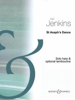 St. Asaph's Dance: Solo Harp & Optional Tambourine (HL-48023691)