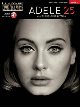 Adele - 25: Piano Play-Along Volume 32 (HL-00156222)