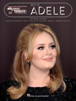 Best of Adele: E-Z Play Today Volume 38 (HL-00156394)