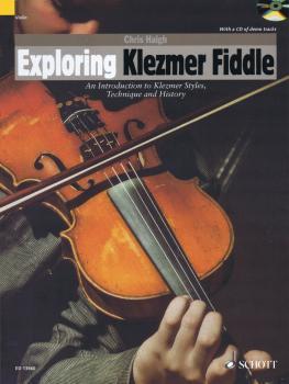 Exploring Klezmer Fiddle: An Introduction to Klezmer Styles, Technique (HL-49044682)