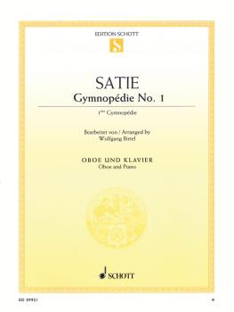 Gymnopédie No. 1 (Arranged for Oboe and Piano) (HL-49044710)