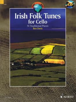 Irish Folk Tunes for Cello: 51 Traditional Pieces (HL-49044876)
