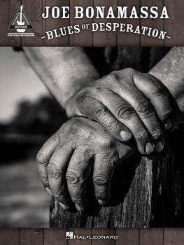 Joe Bonamassa - Blues of Desperation (HL-00158600)