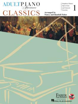 Adult Piano Adventures - Classics, Book 1: Symphony Themes, Opera Gems (HL-00159072)