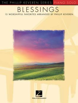 Blessings: 15 Worshipful Favorites (HL-00156601)