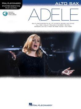 Adele (Alto Sax) (HL-00159652)