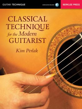 Classical Technique for the Modern Guitarist (HL-00148781)