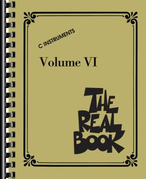 The Real Book - Volume VI (C Instruments) (HL-00240534)