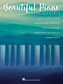 Beautiful Piano Instrumentals (HL-00149926)