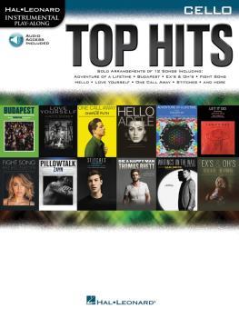 Top Hits (Cello) (HL-00171112)
