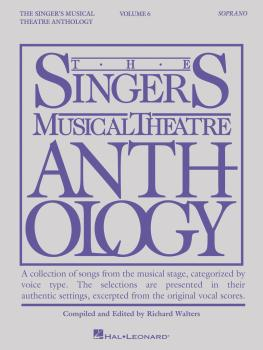 Singer's Musical Theatre Anthology - Volume 6 (Soprano Book Only) (HL-00145258)