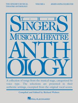 Singer's Musical Theatre Anthology - Volume 6: Mezzo-Soprano/Belter Bo (HL-00145259)