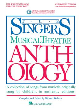 Singer's Musical Theatre Anthology - Children's Edition: Book with Onl (HL-00159519)