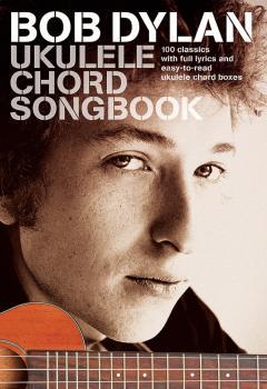 Bob Dylan - Ukulele Chord Songbook (HL-14047996)