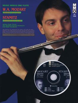 Mozart - Quartet in F Major, Kv370; Stamitz - Quartet in F Major, Op.  (HL-00400341)