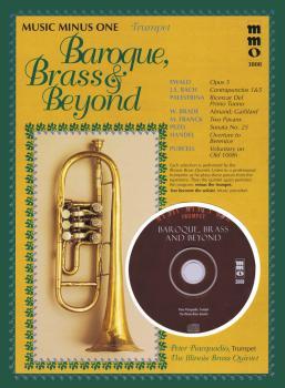 Baroque, Brass & Beyond: Music Minus One Trumpet (HL-00400434)