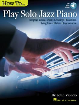How to Play Solo Jazz Piano (HL-00147731)