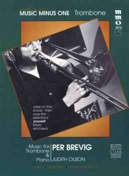 Advanced Trombone Solos - Volume 2 (HL-00400149)