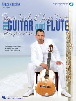 Bossa, Samba & Tango Duets for Guitar and Flute: Music Minus One GUITA (HL-00400719)