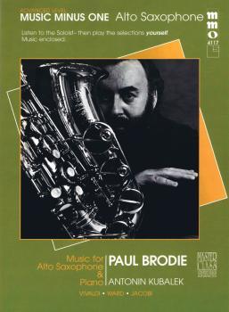 Advanced Alto Saxophone Solos - Volume 3 (HL-00400747)