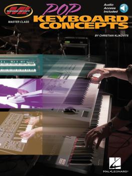 Pop Keyboard Concepts: Musicians Institute Master Class (HL-00145419)