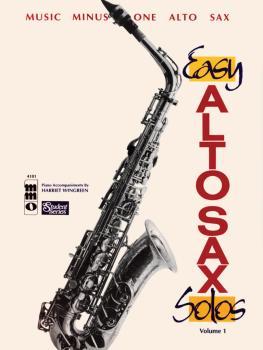 Alto Saxophone Solos: Student Edition, Vol. I (HL-00400478)