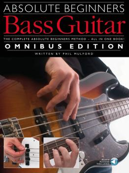 Absolute Beginners - Bass Guitar - Omnibus Edition (HL-14047865)