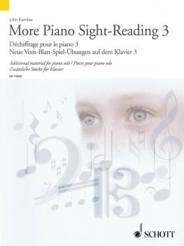 More Piano Sight-Reading - Volume 3 (Additional Material for Piano Sol (HL-49045007)