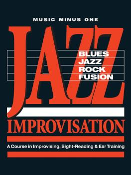 Jazz Improvisation: A Complete Course: A Course in Improvising, Sight- (HL-00400540)