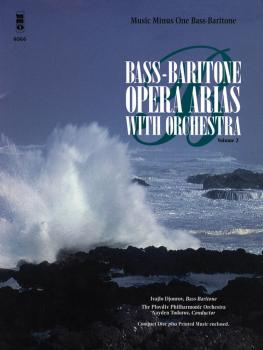 Bass-Baritone Arias with Orchestra - Volume 2: Music Minus One Bass-Ba (HL-00400564)