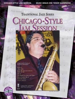 Chicago-Style Jam Session - Traditional Jazz Series: Music Minus One T (HL-00400752)