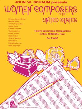 Women Composers Of The U.s. (HL-00645232)