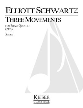 3 Movements for Brass Quintet (HL-00040398)