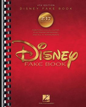 The Disney Fake Book - 4th Edition (HL-00175311)