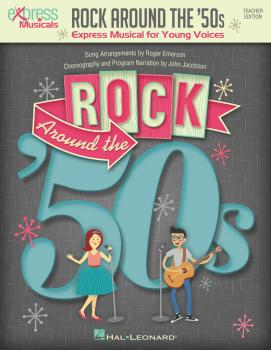 Rock Around the '50s: Express Musical for Young Voices (HL-00194937)