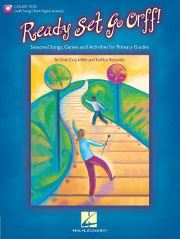 Ready Set Go Orff!: Seasonal Songs, Games and Activities for the Music (HL-00194945)