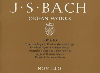 Organ Works - Book 10 (HL-14002957)