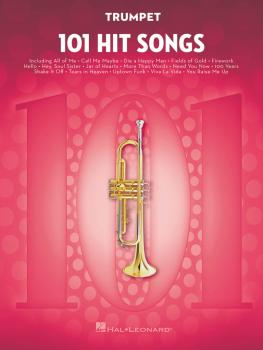 101 Hit Songs (for Trumpet) (HL-00197185)
