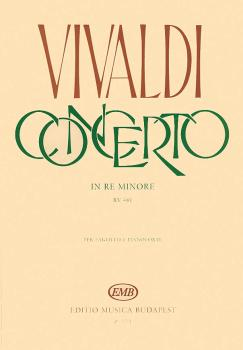 Concerto in D Minor for Bassoon, Strings and Continuo, RV 481: Bassoon (HL-50510524)
