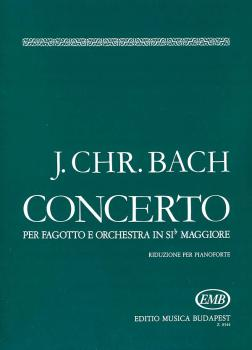 Concerto in B Flat: Bassoon with Piano Accompaniment (HL-50510487)